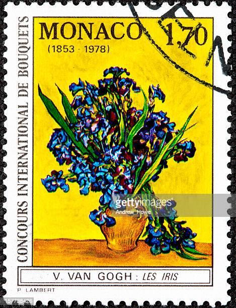 Les Iris-Vincent Van Gogh