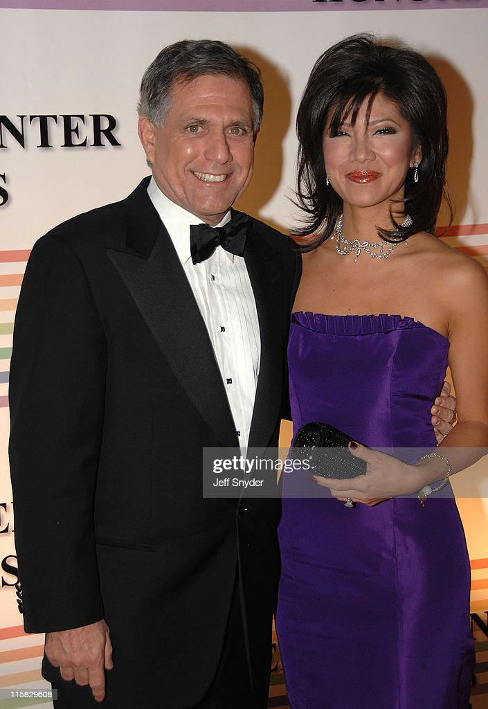 Les Moonves and Julie Chen during 29th Annual Kennedy Center Honors at John F Kennedy Center for the Performing Arts in Washington DC United States