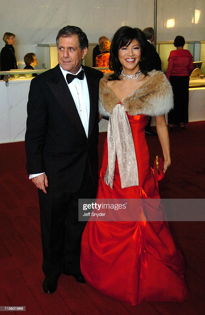Les Moonves and Julie Chen during The 27th Annual Kennedy Center Honors at The John F Kennnedy Center for the Performing Arts in Washington District...