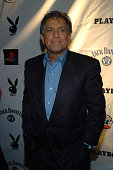 Les Moonves during Playboy's Annual Super Saturday Night Event Brings 'Heaven and Hell' to Houston at Corinthian in Houston Texas United States