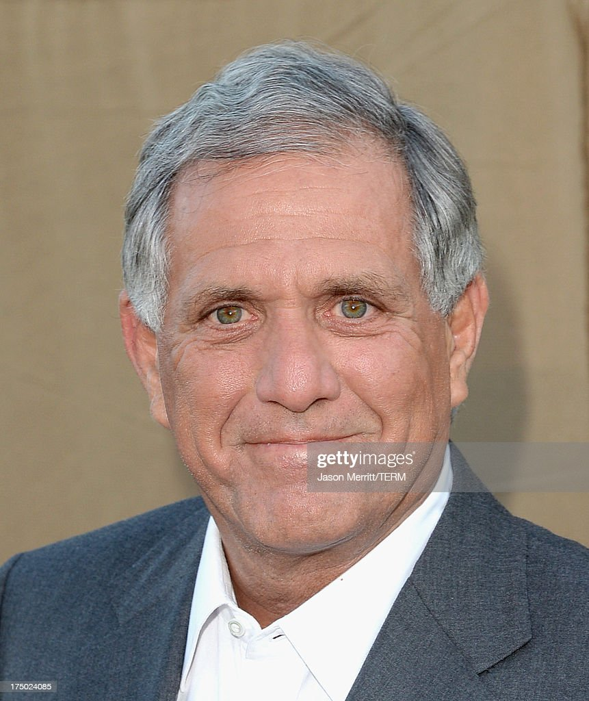 Les Moonves President and Chief Executive Officer of CBS Corporation arrives at the CW CBS and Showtime 2013 summer TCA party on July 29 2013 in Los...