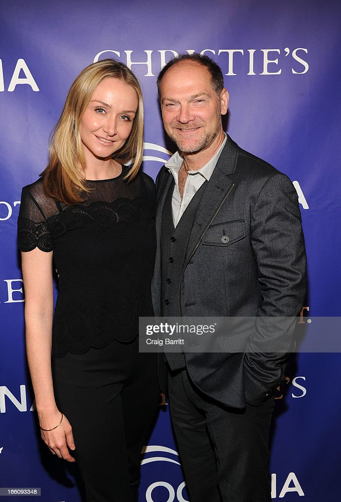 Les Stroud attends The Inaugural Oceana Ball at Christie's on April 8, 2013 in New York City.