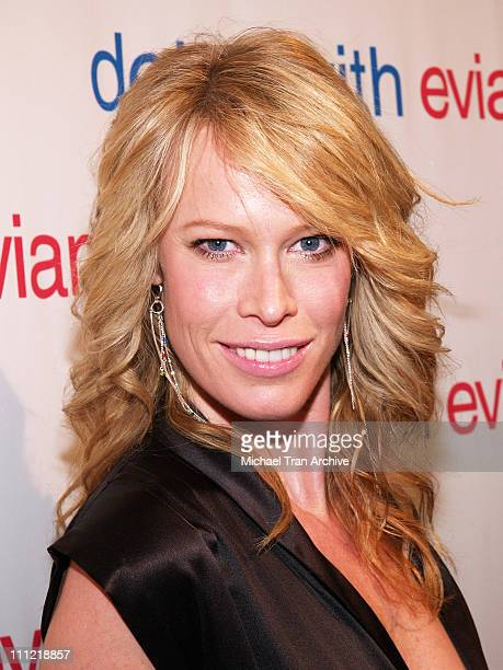 Lesa Amoore during Evian Detox Spa Launch Party February 27 2006 at Evian Detox Spa in Beverly Hills California United States