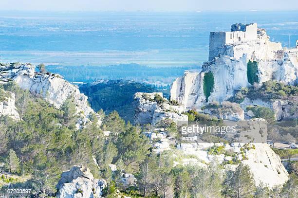 Les-Beaux-de-Provence, Frankreich