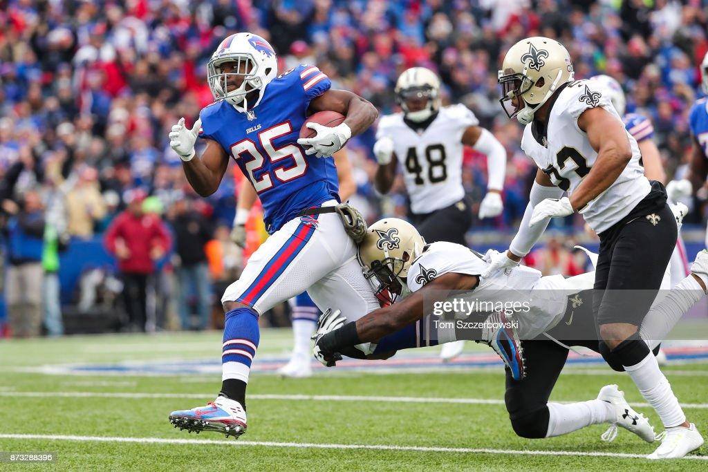 New Orleans Saints vBuffalo Bills