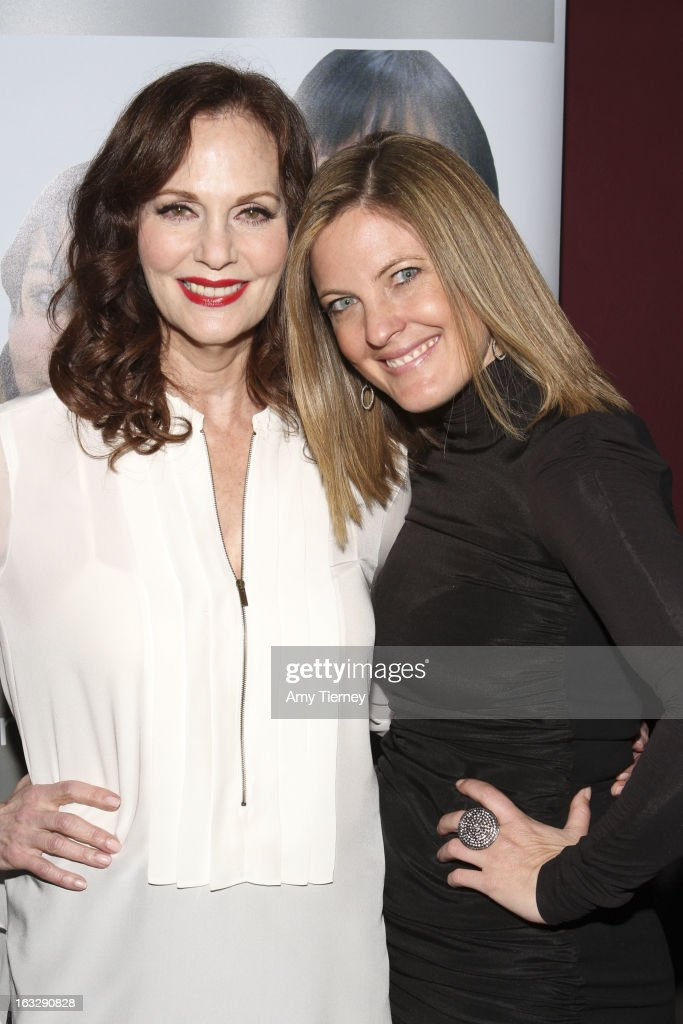 Lesley Ann Warren and Daniella Peters attend the Step Up Women's Network Women Who Rock Event at The Roxy Theatre on March 6, 2013 in West Hollywood, California.