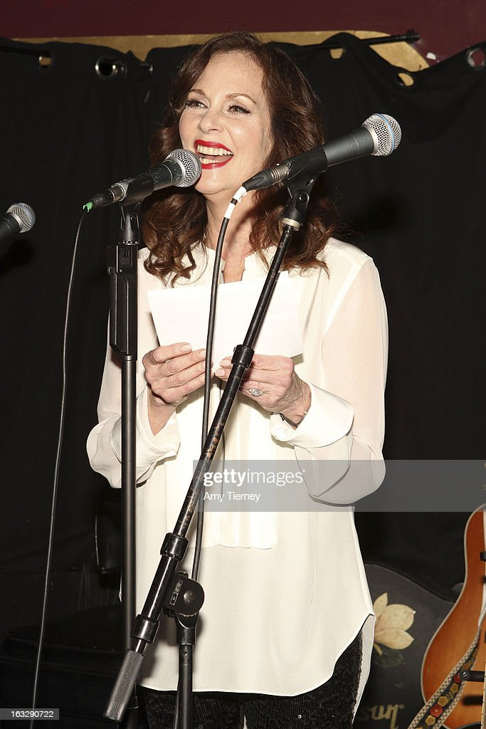Lesley Ann Warren co-hosts the Step Up Women's Network Women Who Rock Event at The Roxy Theatre on March 6, 2013 in West Hollywood, California.