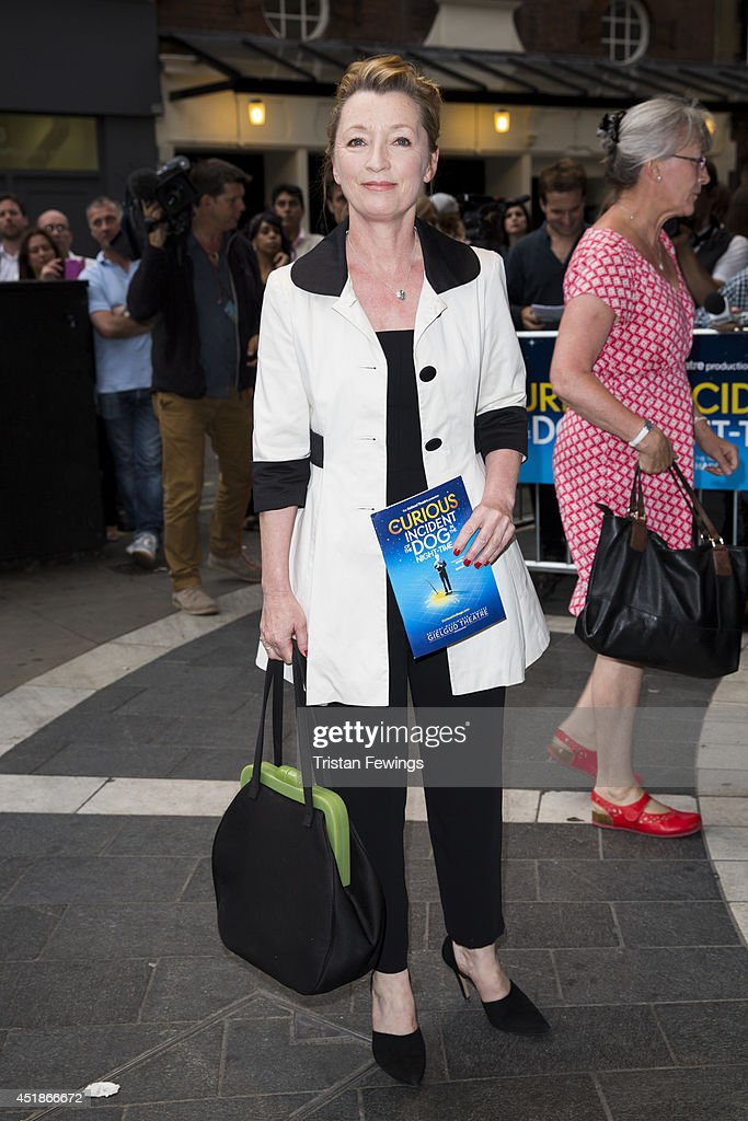 """""""The Curious Incident Of The Dog In The Night-Time"""" - Press Night - Arrivals"""