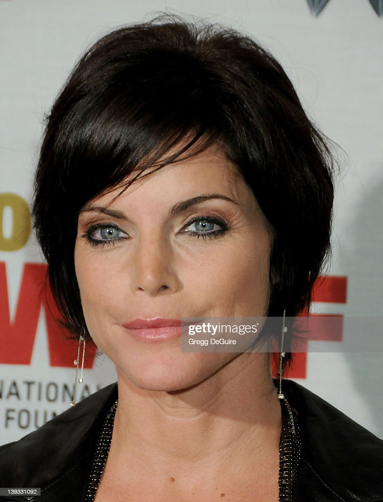 Lesli Kay arrives at The International Women's Media Foundation's 2010 Courage in Journalism Awards held at the Beverly Hills Hotel on October 21, 2010 in Beverly Hills, California.
