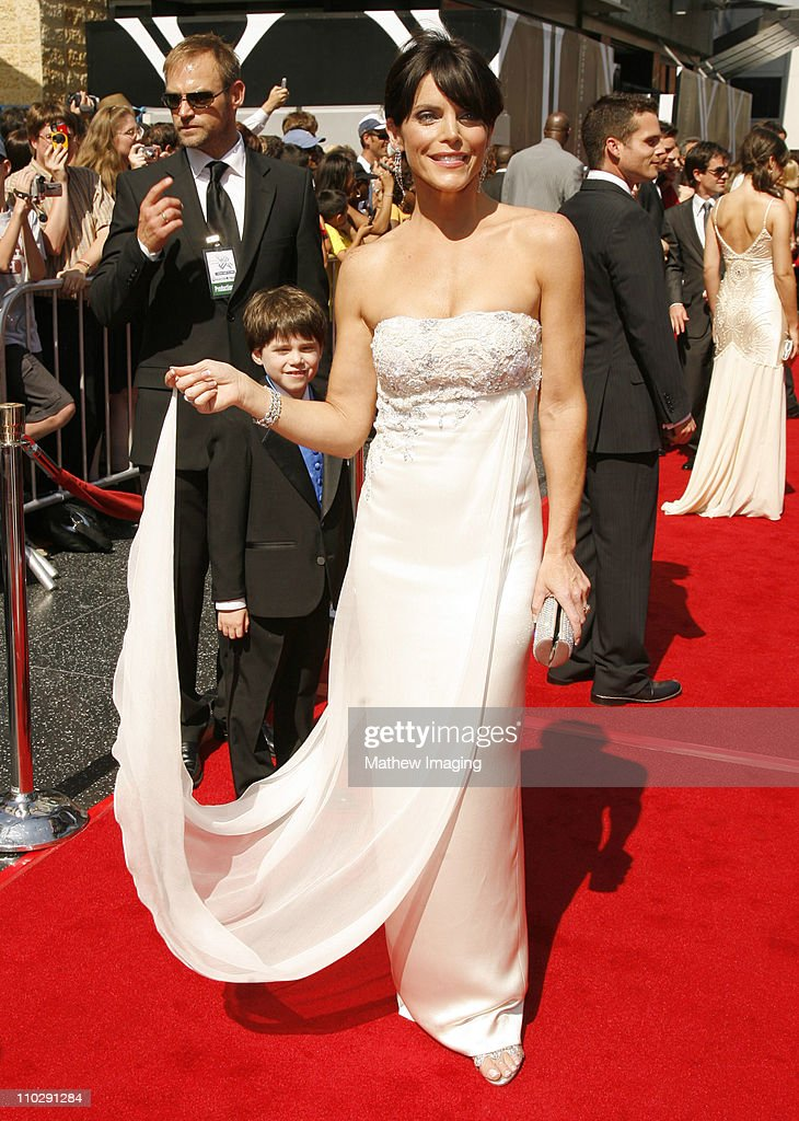 <a gi-track='captionPersonalityLinkClicked' href=/galleries/search?phrase=Lesli+Kay&family=editorial&specificpeople=624062 ng-click='$event.stopPropagation()'>Lesli Kay</a> during 34th Annual Daytime Emmy Awards - Red Carpet at Kodak Theatre in Hollywood, California, United States.