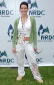 Lesli Kay during NRDC Day Of Discovery Fair Arrivals at Wadsworth Theater Grounds in Westwood California United States