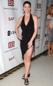 Lesli Kay during 'The Bold and The Beautiful' Celebrates Five Years of SAP Technology on the CBS Television Network at CBS Television City in Los...