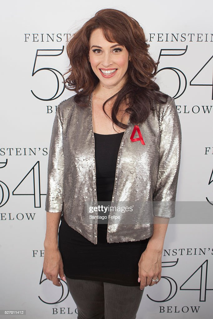 <a gi-track='captionPersonalityLinkClicked' href=/galleries/search?phrase=Lesli+Margherita&family=editorial&specificpeople=618558 ng-click='$event.stopPropagation()'>Lesli Margherita</a> attends Broadway Acts For Women: A Star-Studded Night Of Karaoke And Comedy at 54 Below on May 1, 2016 in New York City.