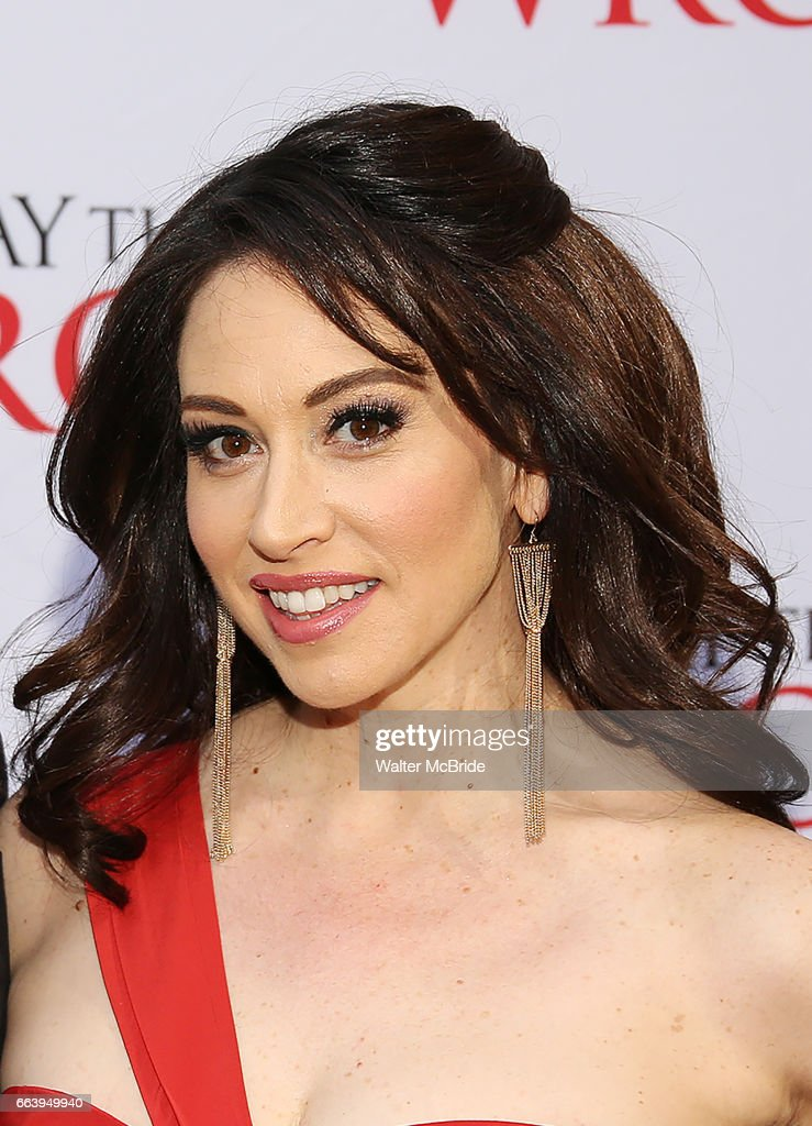 """""""The Play That Goes Wrong"""" Broadway Opening Night - Arrivals & Curtain Call"""
