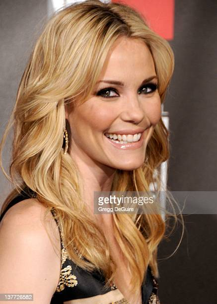 Leslie Bibb arrives at The 16th Annual Critics' Choice Movie Awards at the Hollywood Palladium on January 14 2011 in Hollywood California