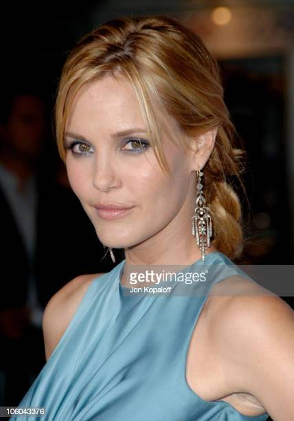 Leslie Bibb during 'Talladega Nights The Ballad of Ricky Bobby' Premiere Arrivals at Grauman's Chinese Theater in Hollywood California United States
