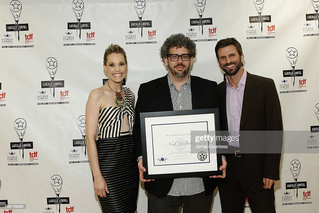 <a gi-track='captionPersonalityLinkClicked' href=/galleries/search?phrase=Leslie+Bibb&family=editorial&specificpeople=560382 ng-click='$event.stopPropagation()'>Leslie Bibb</a>, Neil LaBute and Fred Weller attend the 28th Annual Lucille Lortel Awards on May 5, 2013 in New York City.