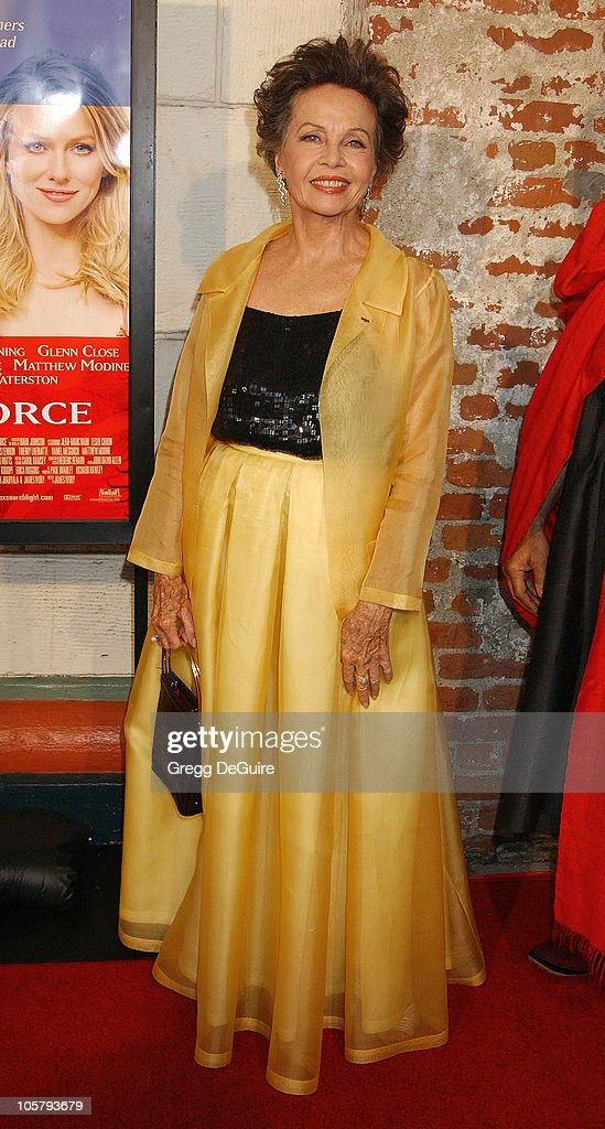 """Le Divorce"" Premiere - Los Angeles"