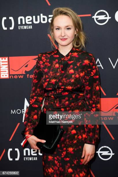 Leslie clio attends the New Faces Award Film at Haus Ungarn on April 27 2017 in Berlin Germany