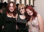 Leslie Gardner Pamela Des Barres and Lucinda Williams
