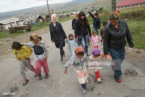 Leslie Hawke cofounder of the Romanian NGO OvidiuRo and who is also the mother of American actor Ethan Hawke and second OvidiuRo cofounder Maria...