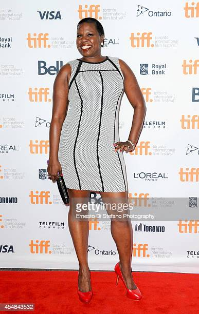 Leslie Jones attends the premiere of 'Top Five' at the Toronto International Film Festival at Princess of Wales Theatre on September 6 2014 in...
