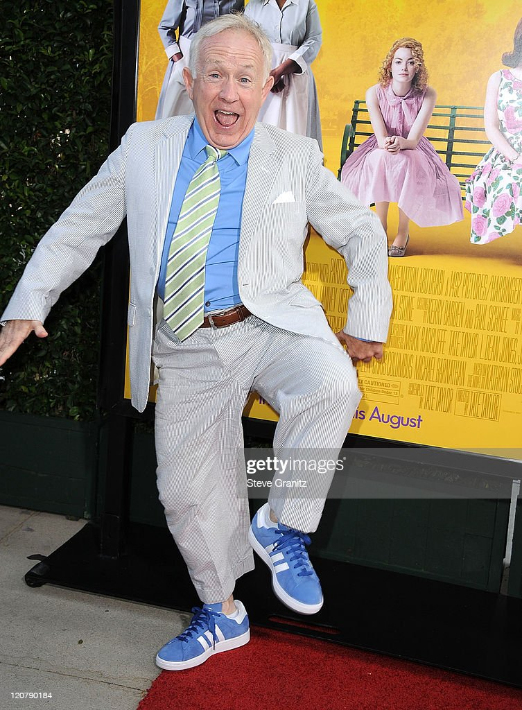 <a gi-track='captionPersonalityLinkClicked' href=/galleries/search?phrase=Leslie+Jordan&family=editorial&specificpeople=240535 ng-click='$event.stopPropagation()'>Leslie Jordan</a> attends 'The Help' Los Angeles Premiere at AMPAS Samuel Goldwyn Theater on August 9, 2011 in Beverly Hills, California.