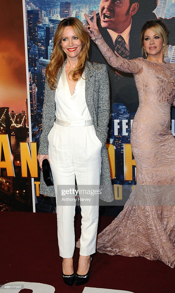 <a gi-track='captionPersonalityLinkClicked' href=/galleries/search?phrase=Leslie+Mann&family=editorial&specificpeople=595973 ng-click='$event.stopPropagation()'>Leslie Mann</a> and Christina Applegate attend the UK premiere of 'Anchorman 2: The Legend Continues' at Vue West End on December 11, 2013 in London, England.