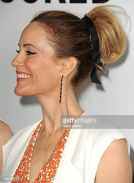 Leslie Mann arrives at the 'This Is 40' Los Angeles Premiere at Grauman's Chinese Theatre on December 12 2012 in Hollywood California