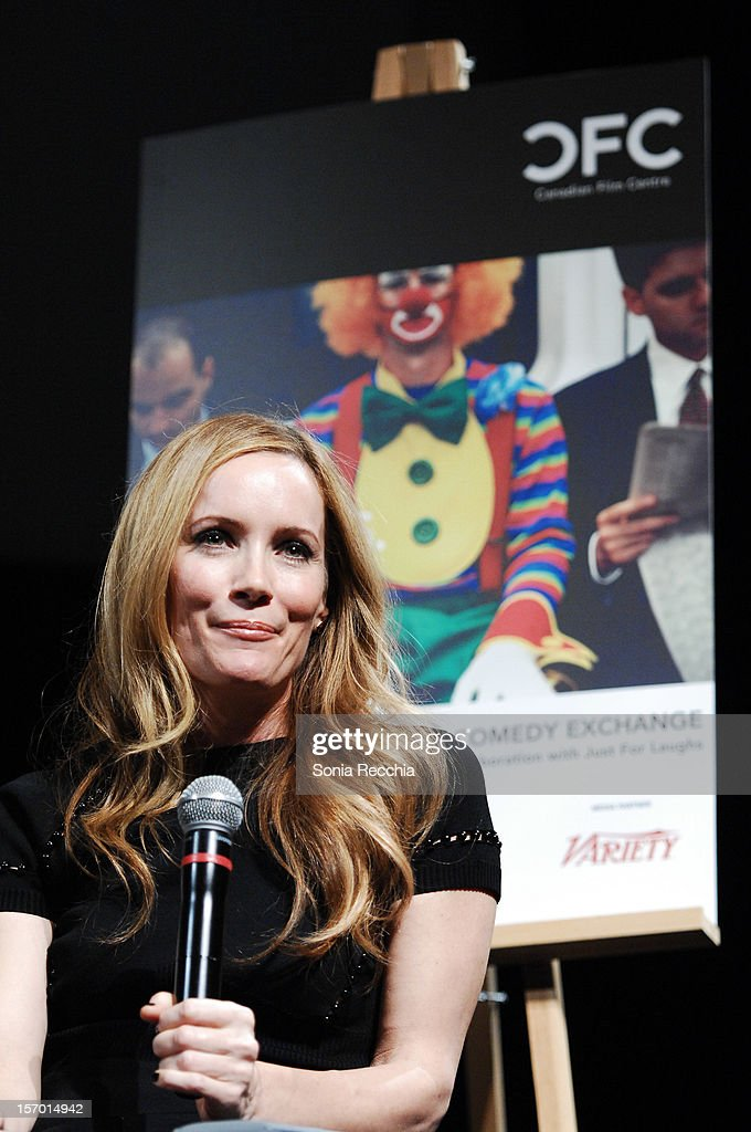 <a gi-track='captionPersonalityLinkClicked' href=/galleries/search?phrase=Leslie+Mann&family=editorial&specificpeople=595973 ng-click='$event.stopPropagation()'>Leslie Mann</a> attends CFC Presents An Evening With <a gi-track='captionPersonalityLinkClicked' href=/galleries/search?phrase=Leslie+Mann&family=editorial&specificpeople=595973 ng-click='$event.stopPropagation()'>Leslie Mann</a> And Judd Apatow at TIFF Bell Lightbox on November 26, 2012 in Toronto, Canada.