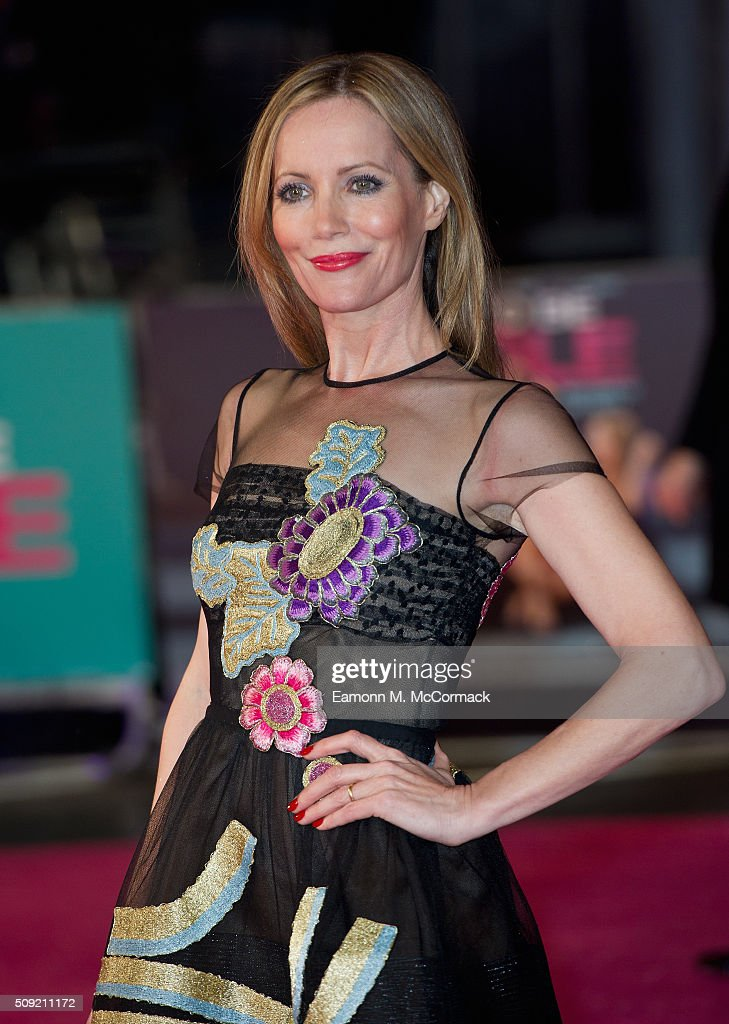 <a gi-track='captionPersonalityLinkClicked' href=/galleries/search?phrase=Leslie+Mann&family=editorial&specificpeople=595973 ng-click='$event.stopPropagation()'>Leslie Mann</a> attends the European Premiere of 'How To Be Single' at Vue West End on February 9, 2016 in London, England.