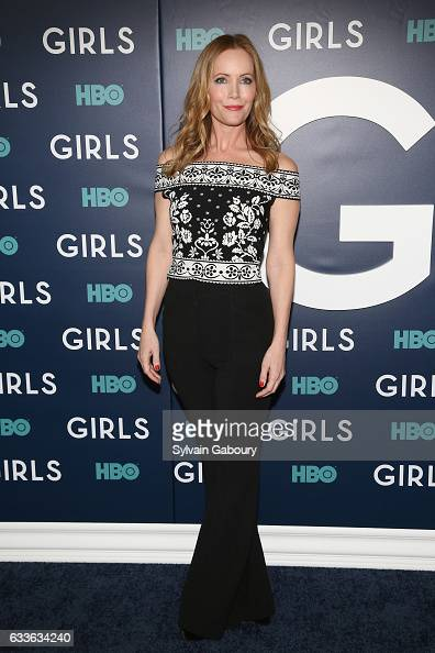 Leslie Mann attends The New York Premiere of the Sixth Final Season of 'Girls' at Alice Tully Hall on February 2 2017 in New York City