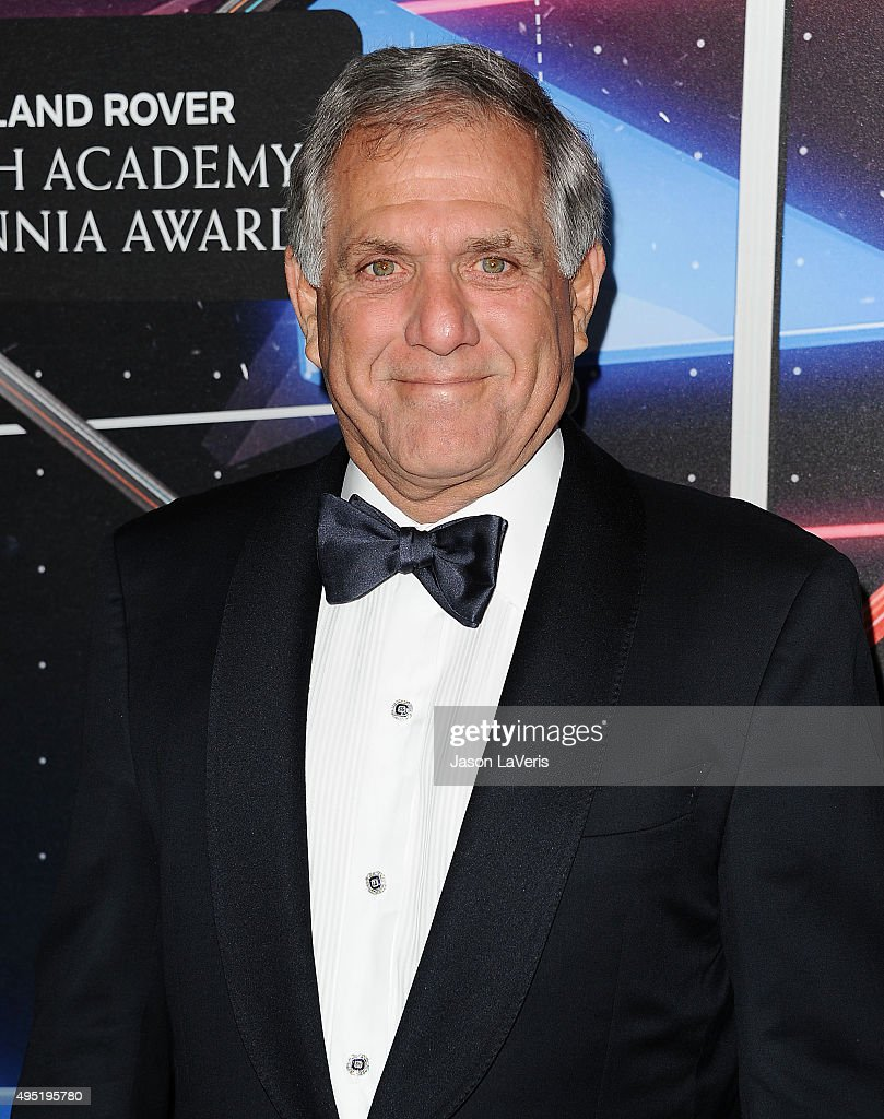 Leslie Moonves attends the 2015 British Academy Britannia Awards at The Beverly Hilton Hotel on October 30 2015 in Beverly Hills California