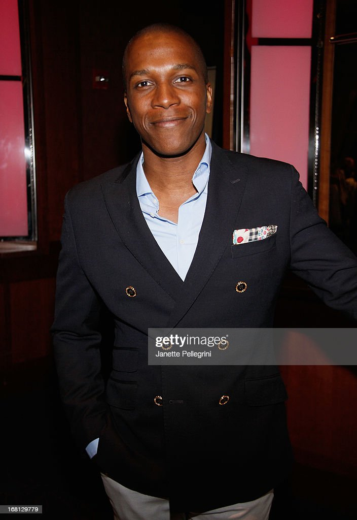 Leslie Odom Jr attends the 28th Annual Lucille Lortel Awards After Party on May 5, 2013 in New York City.