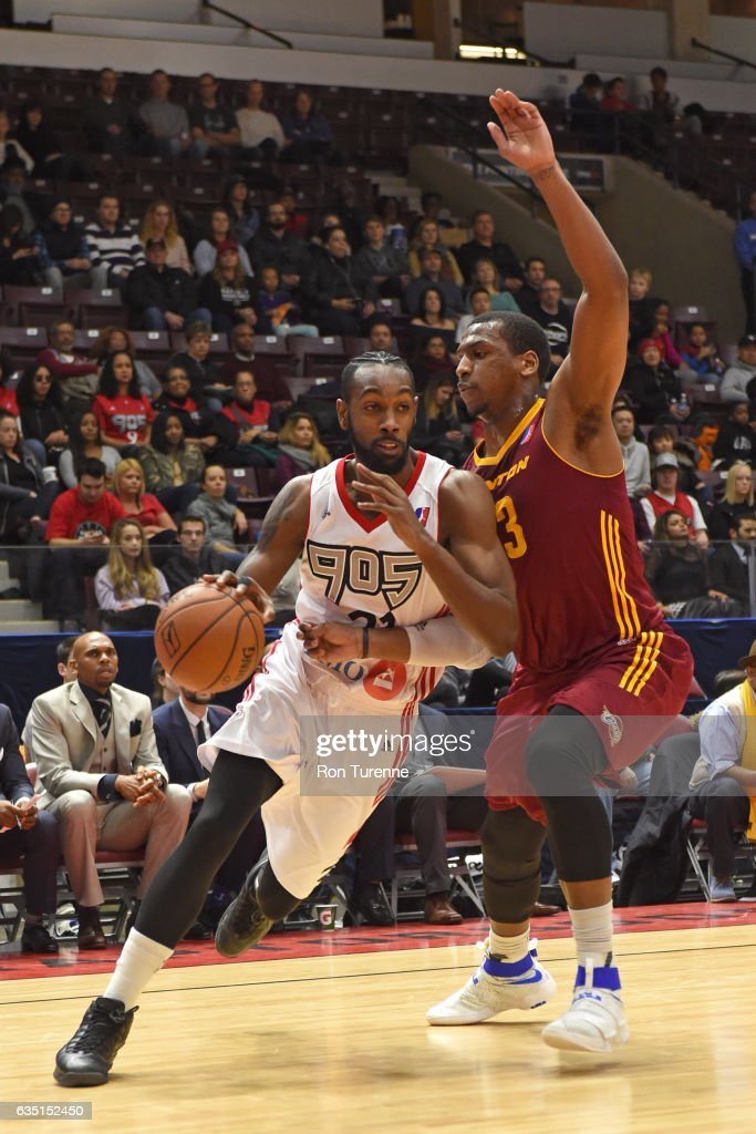 Canton Charge v Raptors 905