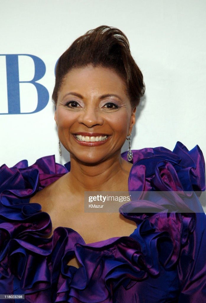 Leslie Uggams during 59th Annual Tony Awards Red Carpet at Radio City Music Hall in New York City New York United States