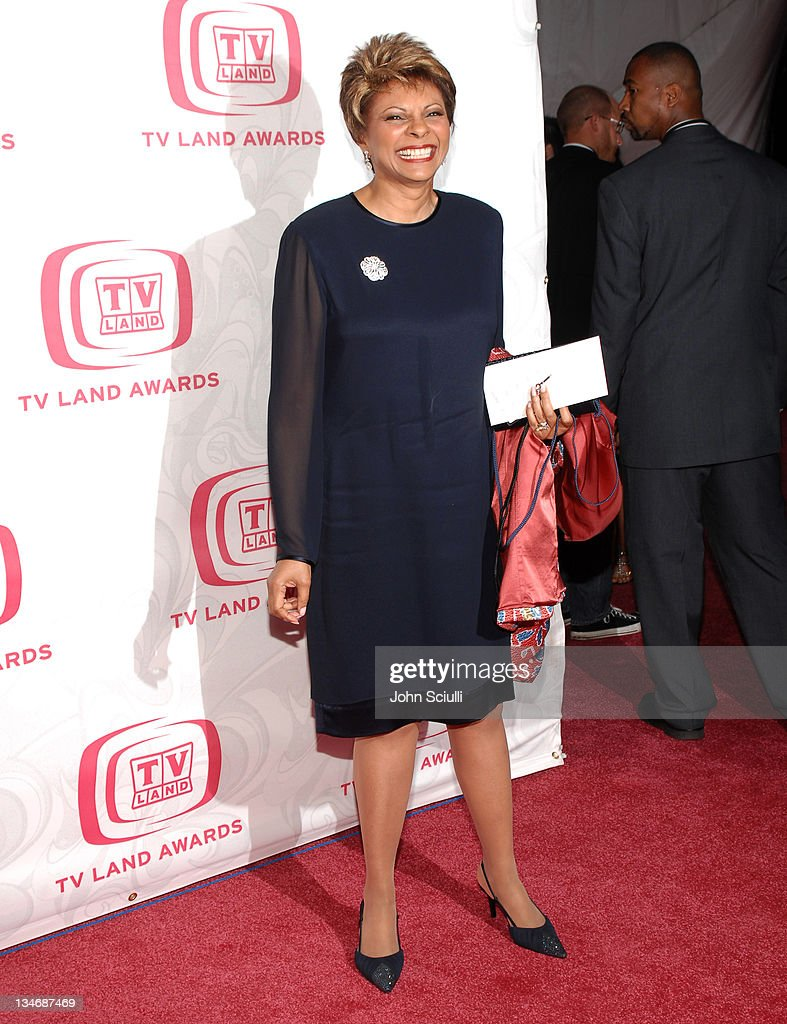 Leslie Uggams during 5th Annual TV Land Awards Arrivals at Barker Hanger in Santa Monica CA United States