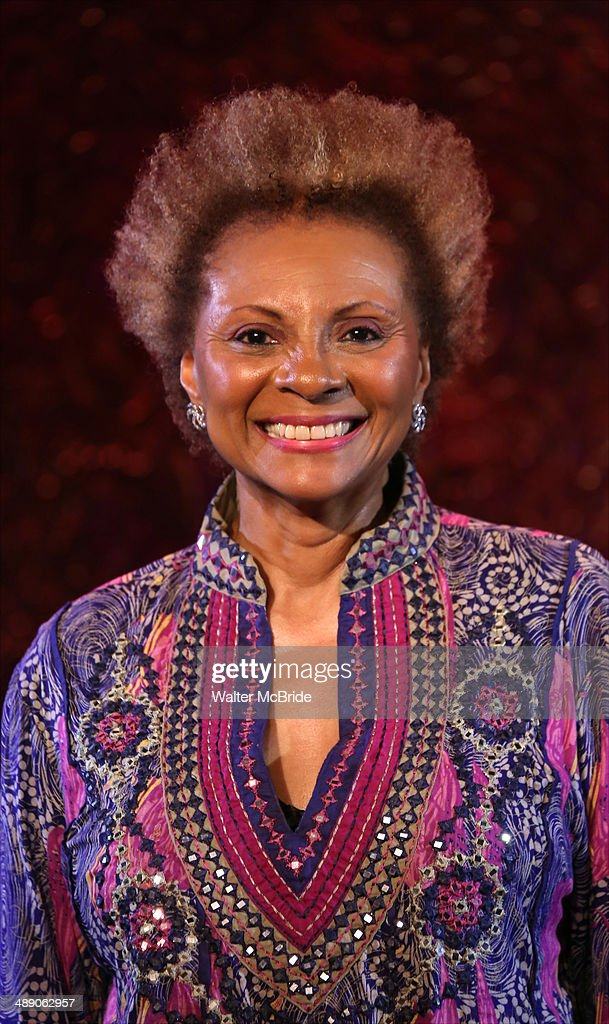 Leslie Uggams during a press preview of her show 'Classic Uggams' at 54 Below on May 9 2014 in New York City