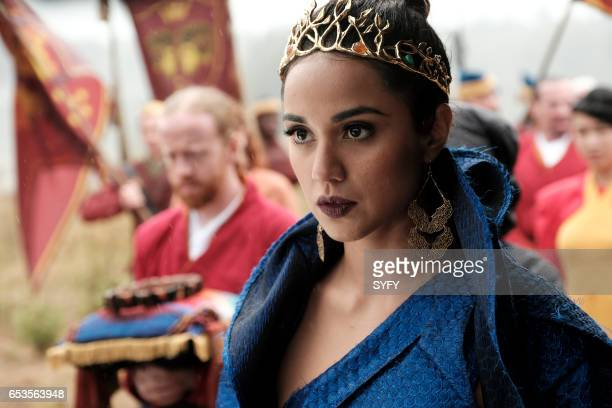 THE MAGICIANS 'Lesser Evils' Episode 209 Pictured Summer Bishil as Margo