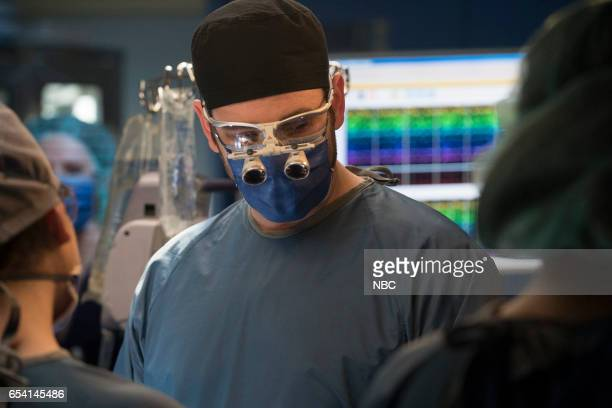 MED 'Lesson Learned' Episode 218 Pictured Colin Donnell as Connor Rhodes