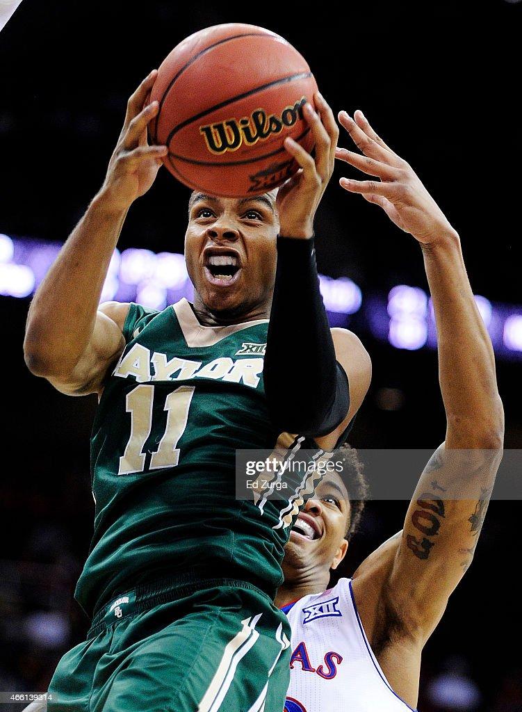 Big 12 Basketball Tournament - Semifinals