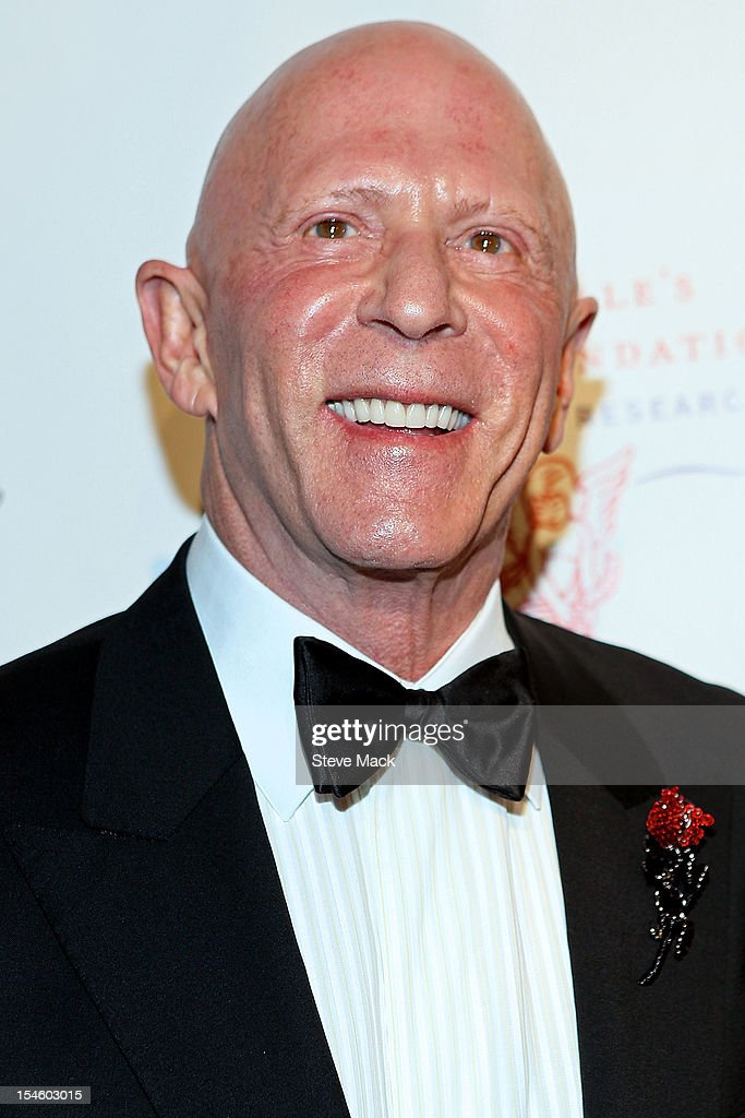 Lester Smith at Cipriani Wall Street on October 22, 2012 in New York City.