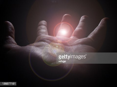 Let There Be Light : Stock Photo