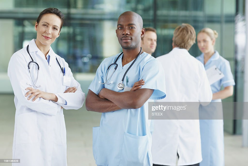 Let us be there for you : Stock Photo