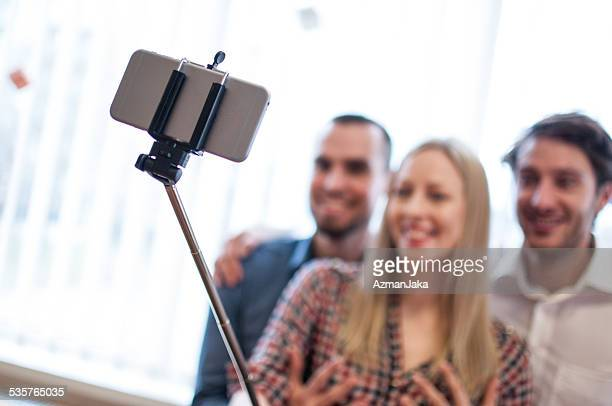 Let Us First Take a Selfie!