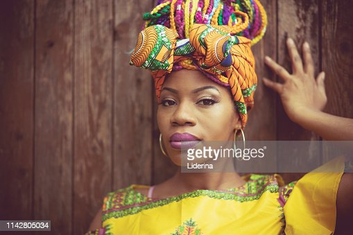 Let yourself feel like a queen. : Stock Photo