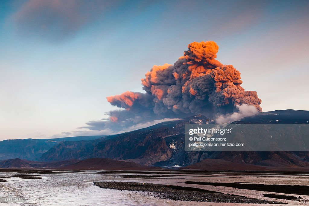 Lethal Beauty - Eyjafjallajökull Eruption III