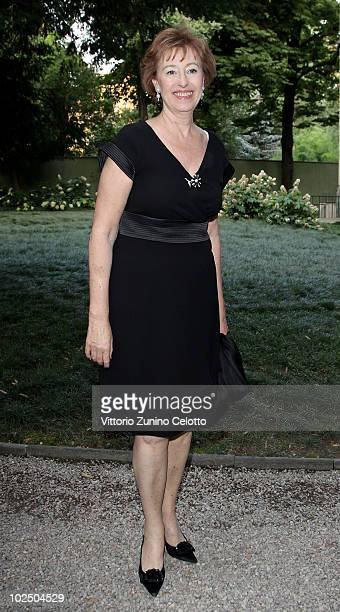 Letizia Moratti Stock Photos and Pictures