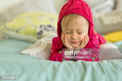 Letme sleep a little : Stock Photo
