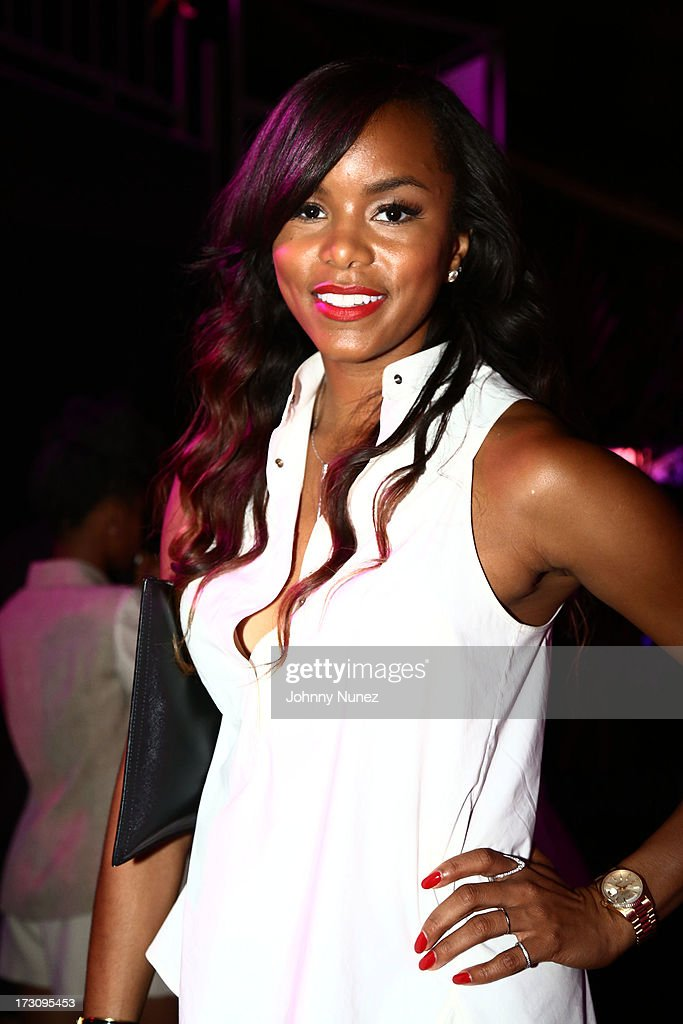LeToya Luckett attends the 2013 Essence Festival at the Mercedes-Benz Superdome on July 6, 2013 in New Orleans, Louisiana.